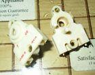 Pair (2) GE Range Burner Igniter Switches WB24X10091, 946599, WB24X10089 photo