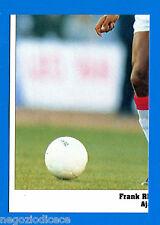 EUROCUPS 94-95 -SL Italy 1994- Figurina Sticker n. 21 - RIJKAARD - AJAX 3/4 -New