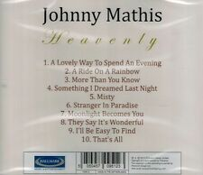 CD Nouveau/OVP-Johnny Mathis-Heavenly