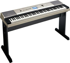 Yamaha YPG-535 Semi Weighted 88-key Portable Grand Piano Keyboard w/ Stand, New!