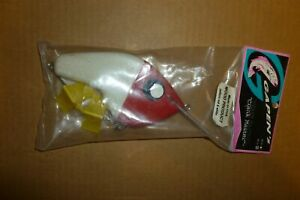 GAPEN'S CRANK MASTER LARGE DEEP DIVING FISHING LURE NEW IN PACKAGE MADE IN USA