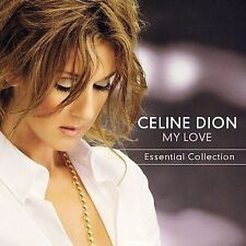 FREE US SHIP. on ANY 2 CDs! ~Used,VeryGood CD Celine Dion: My Love-Essential Col