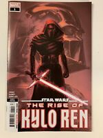 Star Wars #1 The Rise of Kylo Ren 4th Print Clayton Crain Variant Cover