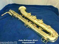 "AMATI KRASLICE ""LOW A"" Bari Sax COMPLETELY RESTORED  vintage baritone saxophone"