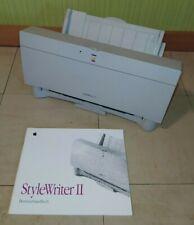 Stampante Apple StyleWriter II ADB Macintosh SE Classic LC Performa Quadra G3