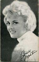 1960s Billboard Music Women Singer & Actress Arcade Card BOBBI MARTIN