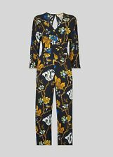 Whistles Scarf Print Jumpsuit Size 6 RRP £149 BNWT