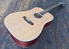 SX SD204 Natural Mat Acoustic Guitar RRP 149.00 The best entry level guitar