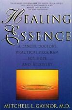 Healing Essence: A Cancer Doctor's Practical Program for Hope and Reco-ExLibrary