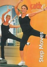 CATHE FRIEDRICH STS CARDIO STEP MOVES DVD NEW SEALED WORKOUT FITNESS ADVANCED