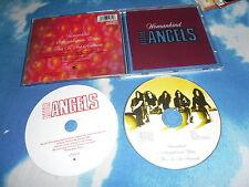 LITTLE ANGELS - Womankind UK CD SINGLE W/RARE MIXES/B-SIDES