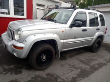 Jeep Cherokee Cherokee Limited Sondermodell Renegade