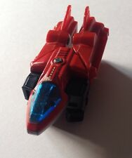 Bandai Popy máquina robot Gobots Transformers MR-03 Jet robot Japonés Antiguo