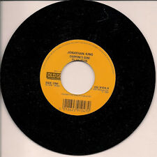 """Jonathan King Everyone's Gone To The Moon UK 45 7"""" single +Summer's Coming"""