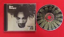 BEN HARPER WELCOME TO THE CRUEL WORLD 724383932023 ÉTAT CORRECT CD