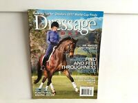 Dressage October 2016 Magazine World Cup Hip Angles Chariotte