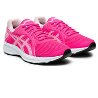 Asics Womens Jolt 2 Running Shoes Trainers Sneakers - Pink Sports Breathable