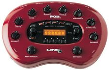 LINE 6 POD XT BEAN MULTI EFFECTS PEDAL AMP MODELLER & POWER SUPPLY