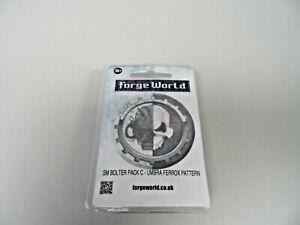 Forge World SM Bolter Pack C Umbra Ferrox Pattern SEALED   B26