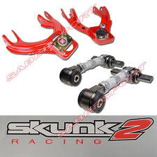 """""""IN STOCK"""" SKUNK2 PRO FRONT + REAR CAMBER KIT 92-95 CIVIC DEL SOL 94-01 INTEGRA"""