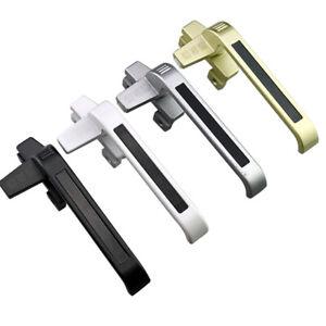 Aluminum Alloy Casement Window Locking Handle Grasp Grip Left Right Hand