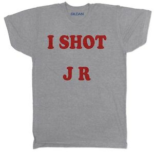 I SHOT JR INSPIRED FATHER TED TV MOVIE FILM COMEDY IRISH CLASSIC T SHIRT