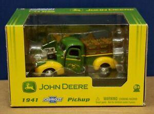 Gearbox 57153 1:43 1941 Chevy Pickup John Deere MIB 2005