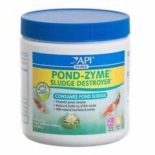 LM PondCare Pond Zyme with Barley Heavy Duty Pond Cleaner 8 oz (Treats 8,000 Gal