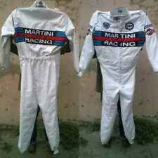 Martini Racing Suit Cik-Fia Level 2 + Free Gift of Balaclava