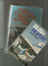 THE FLYING DOCTOR STORY 1928-78 by Page Hc Dj + BUSH NURSE by Harley Sc 2 BOOKS