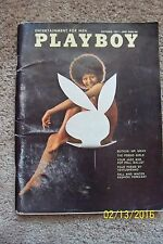 Playboy Magazine - October 1971