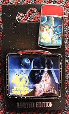 Star Wars Celebration 2017 Orlando Disney 40th Poster Lunchbox Thermos Pin Set