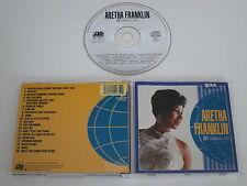 Aretha Franklin/20greatest Hits (Atlantic 241135-2) CD Album