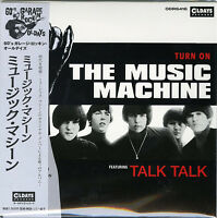 MUSIC MACHINE-S/T-JAPAN MINI LP CD C94