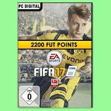 FIFA 17 - 2200 FUT Points Key Ultimate Team 2.200 EA Origin Code [PC] [EU]