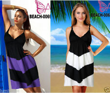 Summer Spaghetti Strap Stretch Dresses for Women