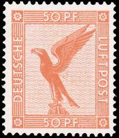 Germany 1926 50pf BROWN ORANGE AIR POST MNH #C31