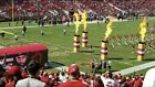 2 San Francisco 49ers vs Green Bay Packers Section 123 row 33 seat 21 & 22