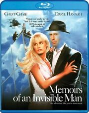 Memoirs of an Invisible Man Blu-ray DVD Region 2