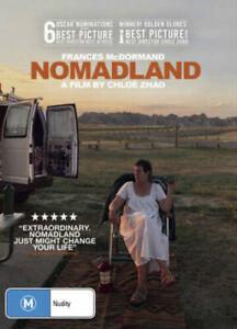 Nomadland BRAND NEW Region 4 DVD