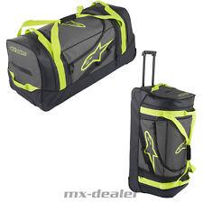 New 2019 Komodo Travel Bag Gear Bag Reisetasche anthracite gelb MX Motocross