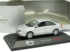 J collection 1/43 - Nissan Primera Silver