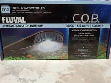 Fluval ECO Fresh and Saltwater Nano Desktop C.O.B 9000K 6.5W