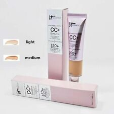 IT Cosmetics CC+ Cream Medium Light Illumination SPF50+ Full Coverage Foundation