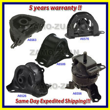 fits: 1998-2001 Honda CR-V 2.0L Motor & Trans. Mount 5PCS. for Manual Trans!!!