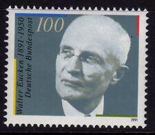 Germany 1991 Birth of Walter Eucken, Politician SG 2342 MNH
