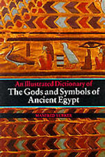 AN ILLUSTRATED DICTIONARY OF THE GODS AND SYMBOLS OF A