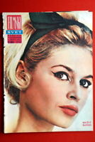 BRIGITTE BARDOT ON COVER 1967 RARE EXYU MAGAZINE