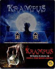 Krampus Limited Edition SteelBook (Region Free Korea Import) - OOP / Sold-Out!
