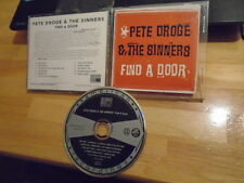 RARE ADV PROMO Pete Droge & The Sinners CD Find A Door GRAYS Thorns Farrenheit !